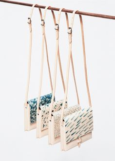 rain series bag by myr