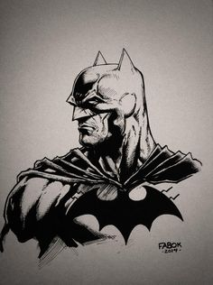 Batman by Jason Fabok .