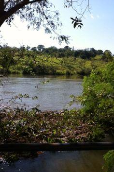 Rio Paranapanema #cheio