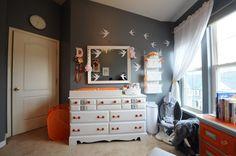 Orange and Grey Nursery 2