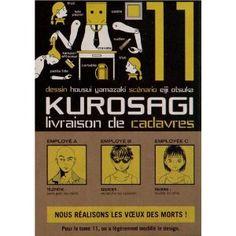 Kurosagi - Service de livraison de cadavres Vol.11