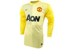 Nike Manchester United Goalkeeper Jersey 2013-2014...Available at SoccerPro!