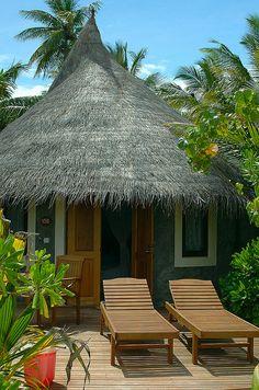 Beach Villa, Vilu Reef Beach & Spa Resort
