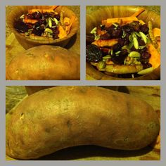 Roasted Sweet Potatoes and Veggies from Momtrends.com #sweetpotatolove @ONE Campaign