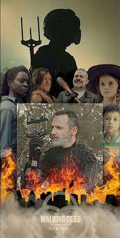Walking Dead Season 9, The Walking Dead, Tv Schedule, Andrew Lincoln, Rick Grimes, Me Tv, Posters, Seasons, Random