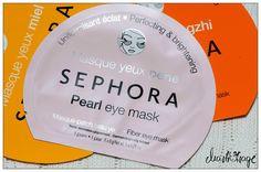 патчи для глаз Sephora и Limoni отзыв
