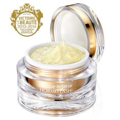 Masque éclat or HormeFlash Hormeta - Beauté test - Beauté test Fragrance Parfum, Gull, Or, Protein, Aqua, Skin Care, Beauty, Face Masks, Creme