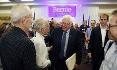 Bernie Sanders raises $15m so far in campaign for Democratic nomination