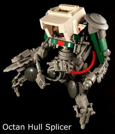 [O - F03] Zoid Slaver Over Forring - Mech by goatman461...