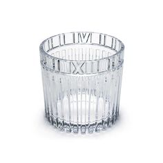 Tiffany - Atlas® champagne cooler ice bucket in crystal. Champagne Ice Bucket, Champagne Cooler, Crystal Champagne, Champagne Buckets, Classic Wedding Gifts, Best Wedding Gifts Ever, Tiffany Atlas, Business Gifts, Inspirational Gifts