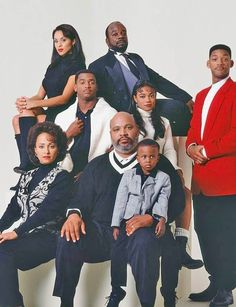 "Full cast of ""The Fresh Prince Of Bel-Air"""