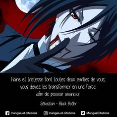Anime Mangas Quotes Motivation Values Inspiration Personal Development Black Butler Manga, Sebastian Black Butler, Manga Anime, Be Like Meme, Black Buttler, Evolution, Naruto Funny, Manga Quotes, Father Quotes
