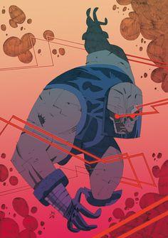 Darkseid by Jonathan Lankry
