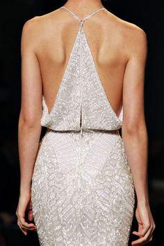 Beautiful Fashion Details...Versace.
