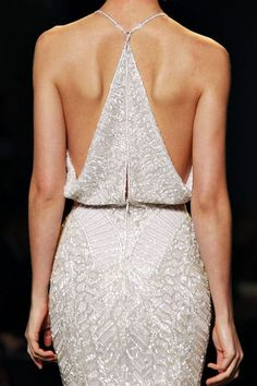 Beautiful Fashion Details...Versace.
