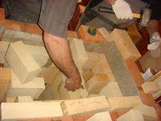Колпаковая печь Кузнецова: простая конструкция для постройки своими руками Jenga