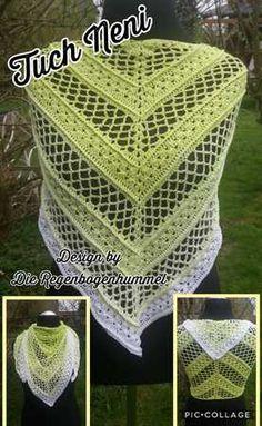 245 Besten Häkeln Bilder Auf Pinterest All Free Crochet Bandanas
