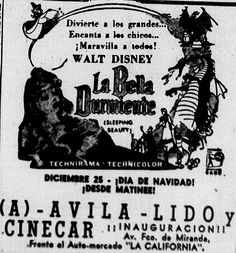 """Autocine en la Av. Francisco de Miranda (1959) Fuente: Libro """"Los cines de Caracas en el tiempo de los cines"""". Autor: Nicolas Sidorkovs, Armitano Editores C.A"""