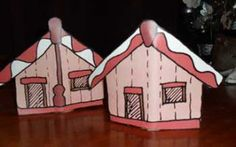 Easy craft for the littlies (or not so littlies). A simple marae model. Maybe it& just time you thought you had your own mar. Art For Kids, Crafts For Kids, Arts And Crafts, Diy Crafts Videos, Easy Crafts, Maori Art, Creative Play, Paper Toys, Infant Activities