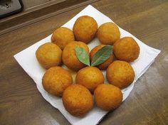 Arancini di riso, ein beliebtes Rezept aus der Kategorie Warm. Bewertungen: 78. Durchschnitt: Ø 4,5.