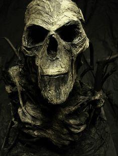 Halloween Ii, Creepy Halloween, Halloween Skeletons, Vintage Halloween, Halloween Crafts, Spirit Halloween, Arte Horror, Horror Art, Diy Halloween Decorations