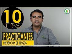 10 tips para practicantes en prevención de riesgos - YouTube