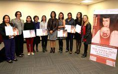 Entrega de Premio Sor Juana Inés de la Cruz a Tesis en Género - http://plenilunia.com/noticias-2/entrega-de-premio-sor-juana-ines-de-la-cruz-a-tesis-en-genero/42857/