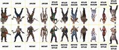 Post-Apocalypse Sheet 011 Mutants