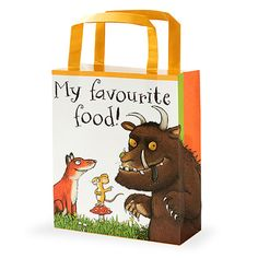 Party Ark's 'The Gruffalo Paper Party Bags'