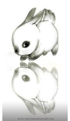 Cute Illustrations - +BUNNY HOPPIN'+ by jinx-star on DeviantArt