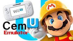 Cemu - Wii U Emulator - http://www.ziperto.com/cemu-wii-u-emulator/