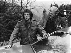 Rambo: First Blood - At one point, the studio wanted Kris Kristofferson for Rambo, Gene Hackman as Sheriff Teasle and Lee Marvin as Col. Trautman.