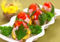 jellied eggs: hilarious!