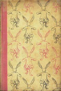 Alice in Wonderland. Hardcover,1946.