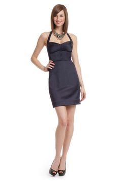 Zac Posen  Houndstooth Halter Dress $350.00