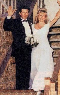 Actress Kim Basinger and actor Alec Baldwin married in 1993.  They divorced in 2002.  He married a second time in 2012.