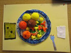 OpenIdeat: Terveellinen ravinto ja lautasmalli Watermelon, Fruit, Food, Eten, Meals, Diet