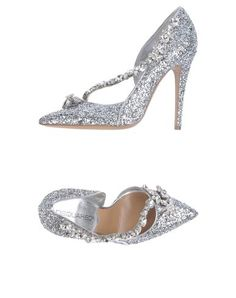 That would be such a cute wedding or new years eve shoe!!