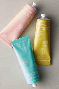 for those winter hands. Barr-Co. Hand Cream