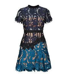 Self-Portrait Prairie Lace Mini Dress available to buy at Harrods. Shop women's designer clothing online and earn Rewards points.