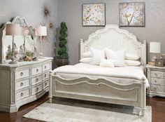 Hemispheres: A World of Fine Furniture | Auberose Bedroom