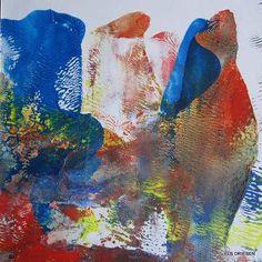 Els Driesen, O/T (130) Mit einem Klick auf 'Als Kunstkarte versenden' versenden Sie kostenlos dieses Werk Ihren Freunden und Bekannten.