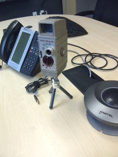 USB HD Webcam - Vintage Bell & Howell 8mm. $99.00, via Etsy.