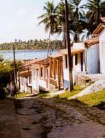 Web d'informació de l'illa de Boipeba, Brasil