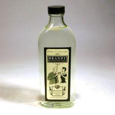 Brandy bathing gel €14.52 Vodka Bottle, Bathing, Drinks, How To Make, Vintage, Bath, Drinking, Beverages, Vintage Comics