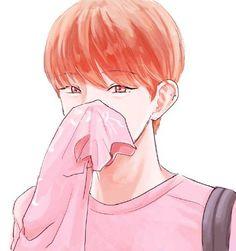 Jisoo Seventeen, Joshua Seventeen, Seventeen Memes, Cartoon Fan, Joshua Hong, Art Base, Kpop Fanart, Manga, Chibi