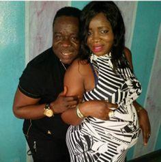 Adult-U Blog: Popular Nollywood Actor, Mr Ibu welcomes baby boy