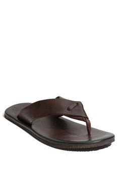 fcf27124797e 1901  Breeze  Flip Flop (Men) available at  Nordstrom Mens Leather Flip