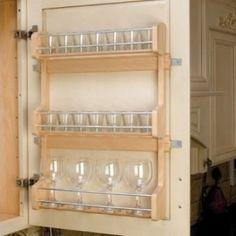 ideas for kitchen cabinet and drawer organization, kitchen cabinets, kitchen design, organizing