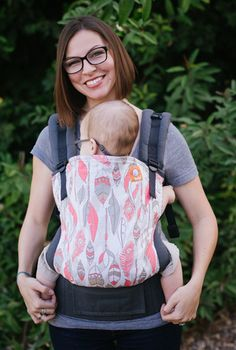 Willow - Tula Toddler Carrier $169. Thinking we need this